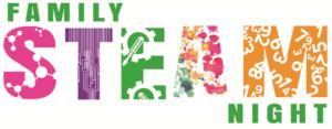 family steam night logo