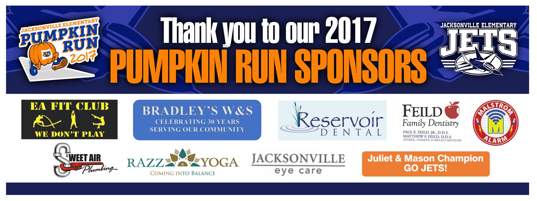 jacksonville sponsors